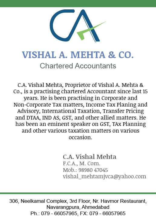 CA Vishal Mehta & Co.